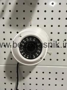 Вариофакальная камера видеонаблюдения