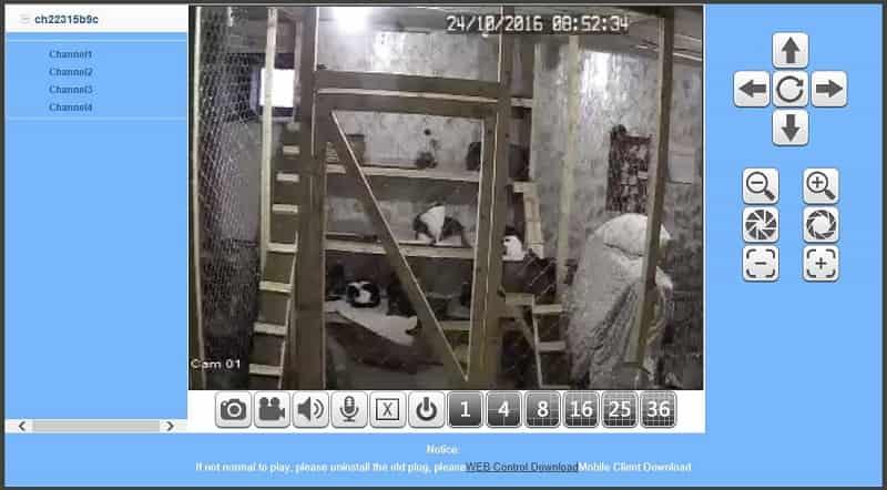Yunyis.com облачный сервис для видеонаблюдения