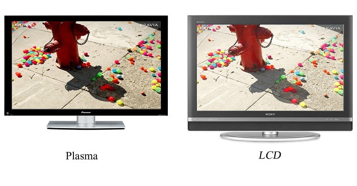 Жидкокристаллические или плазменные телевизоры
