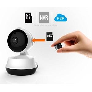 p2p камера с возможность записи на флэш карту