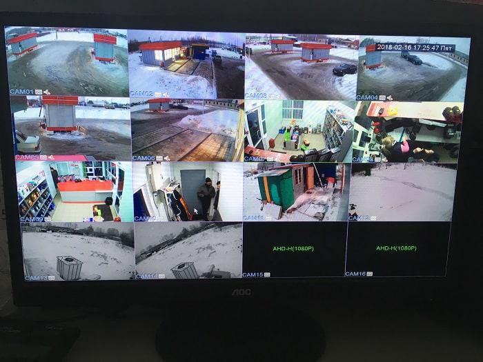 Настройка p2p камеры видеонаблюдения