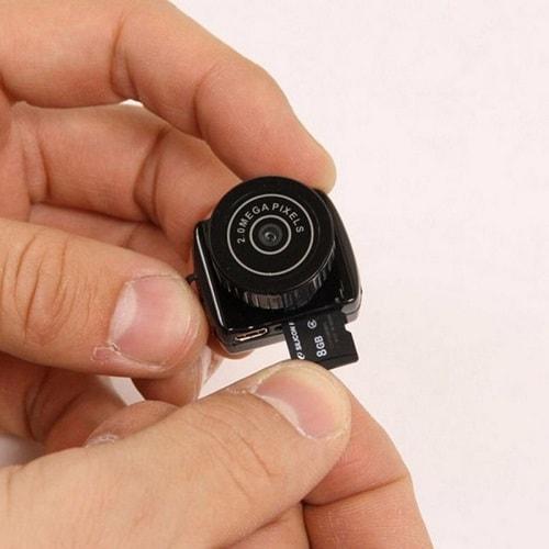 Камера для скрытого видеонаблюдения в квартире с флэш картой