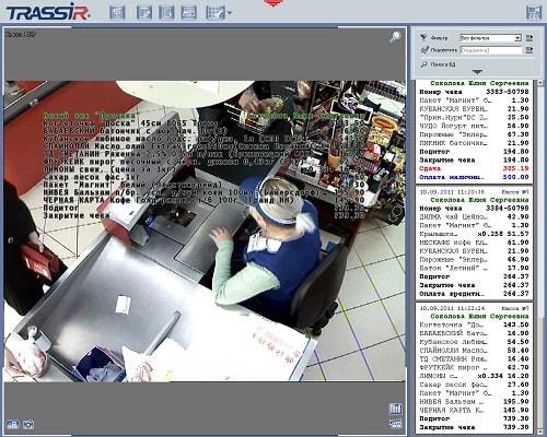 Видеоаналитика ActivePos, позволяет использовать различные сценарии для полного видео контроля по различным критериям Вашего бизнеса.