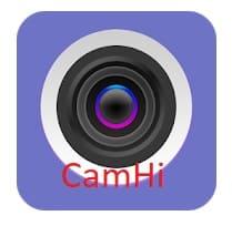 Настройка приложения CamHi на русском языке