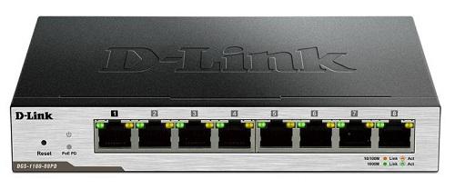 Число LAN портов коммутатора для видеонаблюдения