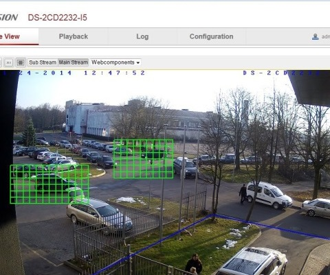 Возможности систем видеонаблюдения, запись по движению