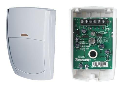 Комбинированный беспроводной датчик движения для сигнализации