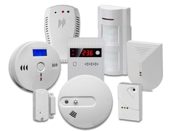 Беспроводные датчики охранной сигнализации