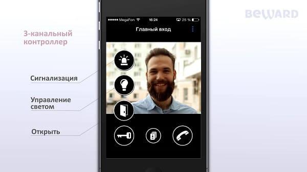 IP домофон для квартиры с приложением