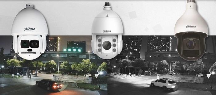 IP и Аналоговые Ptz камеры видеонаблюдения