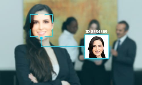 система распознавания лиц в видеонаблюдении