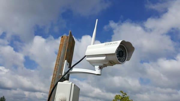 GSM камеры видеонаблюдения с симкартой