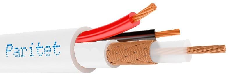 Комбинированный квк кабель