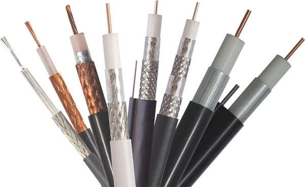 Преимущества коаксиального кабеля