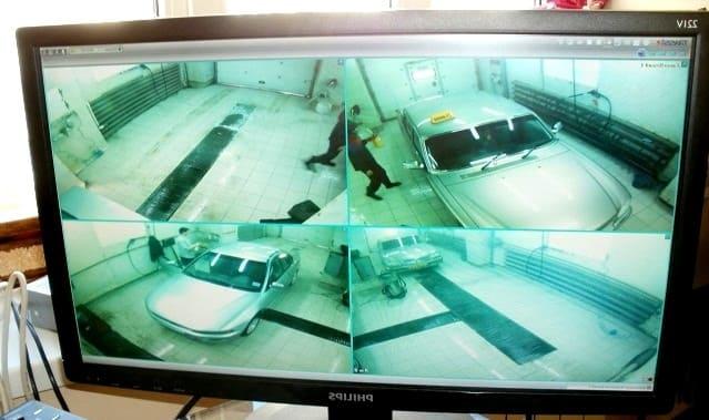 Видеонаблюдение для автомойки - выбор камеры