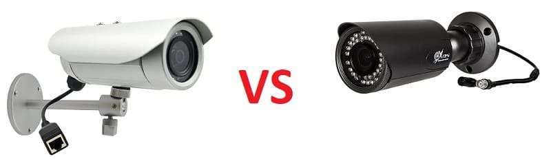 AHD или IP камеры видеонаблюдения - что выбрать?