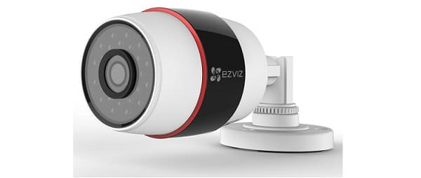 Ezviz c3s - обзор и настройка