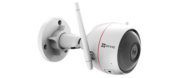 Обзор EZVIZ Husky Air - Камера с сиреной