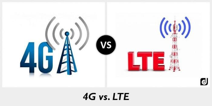В чем разница между 4G и LTE?