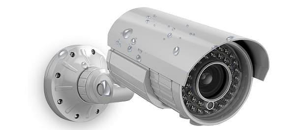 Корпус уличной камеры видеонаблюдения