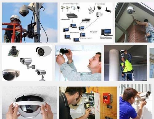 Правильный монтаж камер видеонаблюдения - Ошибки при установке