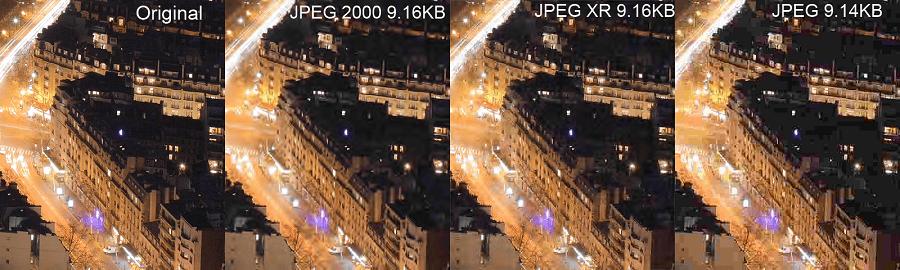 JPEG-2000 в видеонаблюдении