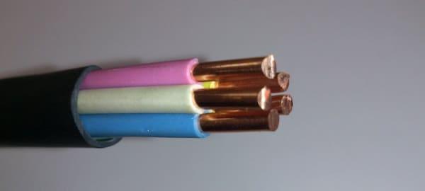 бщее понятие о кабеле ВБбШв и его модификациях