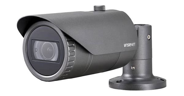 Цилиндрическая антивандальная камера