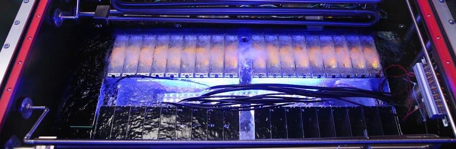 Охлаждение серверного оборудования методом погружения в жидкость