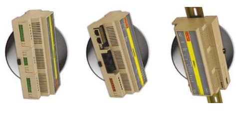 Компактные DIN-реечные контроллеры компании iLight