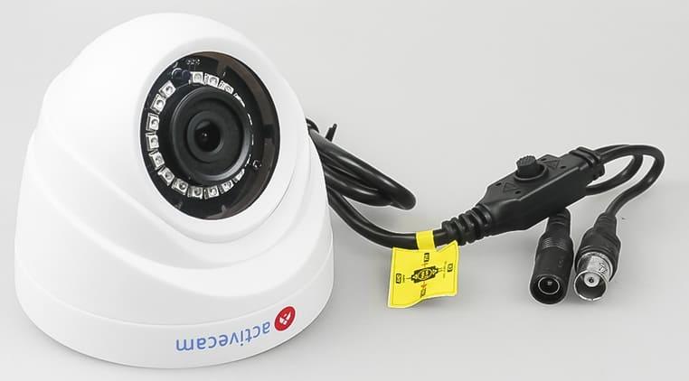 """Гибридные, мультиформатные камеры видеонаблюдения """"MHD"""""""