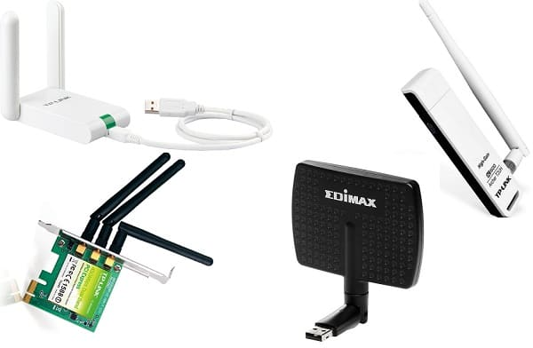 Беспроводные сетевые адаптеры wi-fi: виды и особенности выбора