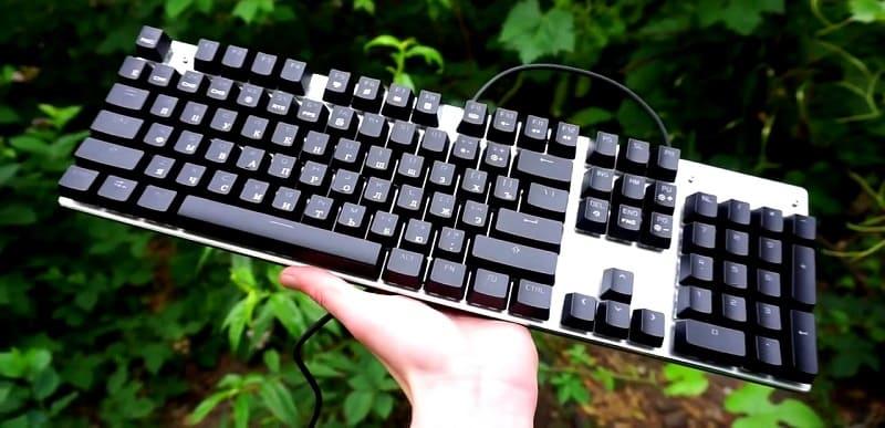 3 причины купить механическую клавиатуру - Чем она отличается от обычной