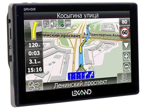 Lexand SR 5550 HD