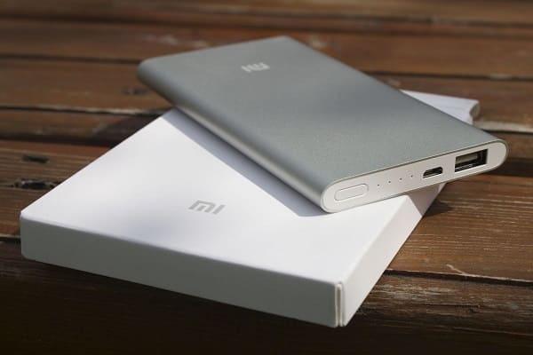 Xiaomi Mi Power Bank 2 (10000 mAh)