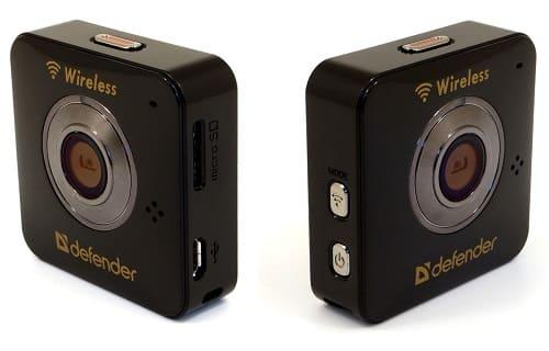Веб камеры для дома и квартиры.