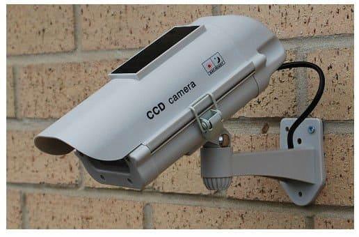 Автономная камера с аккумулятором