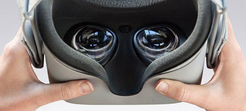 Очки виртуальной реальности Oculus Go - Обзор