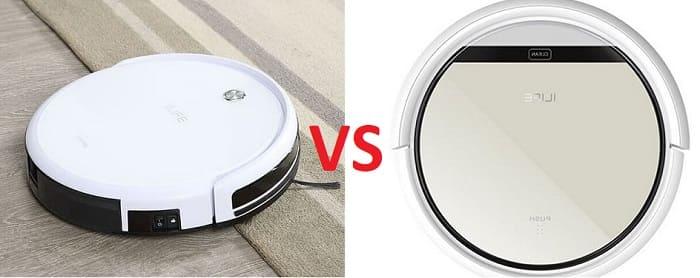 Какой робот пылесос лучше выбрать, A40 или V50?