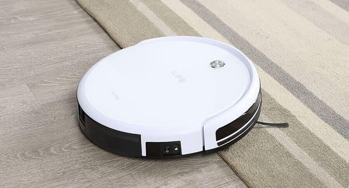 Робот пылесос ilife A40 - Обзор технических характеристик