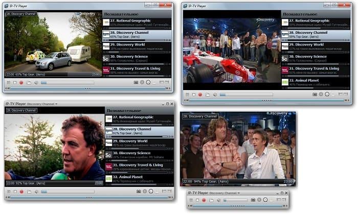 IPTV-проигрыватель