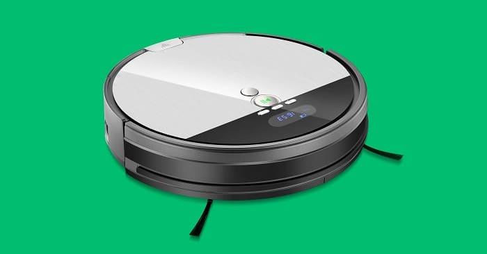 Робот пылесос ilife v8s - Обзор