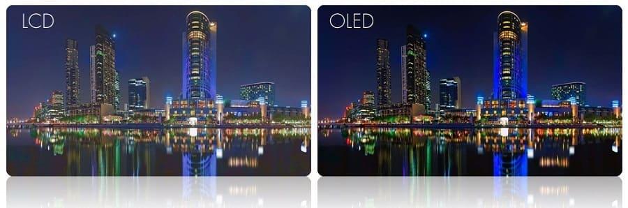 OLED или ЖК-дисплеи: какой дисплей лучше?