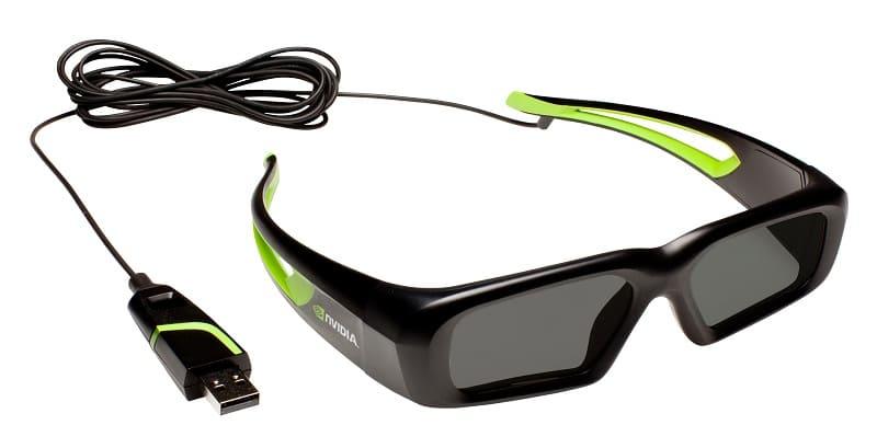 3d очки nvidia активные