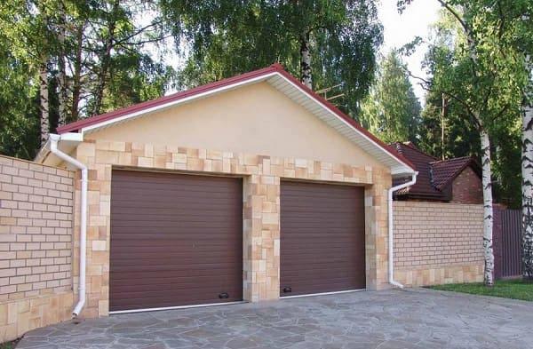 Как выбрать ворота для гаража?