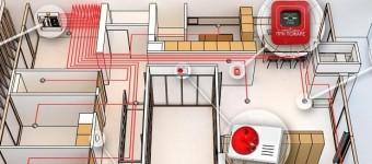 Обслуживание и ремонт пожарной сигнализации