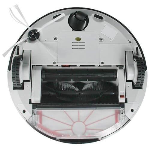 робот пылесос xrobot 510a дно пылесоса