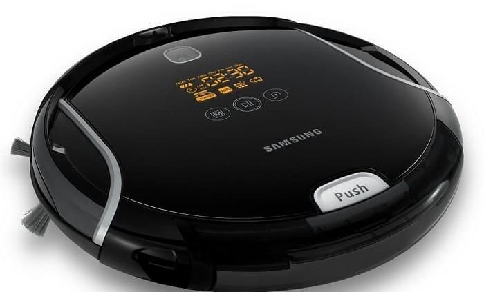 Робот пылесос Samsung navibot-s sr8980