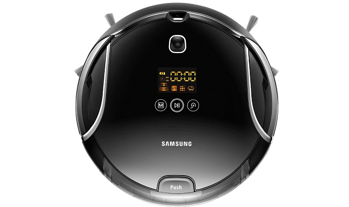 Samsung navibot-s sr8980 вид сверху