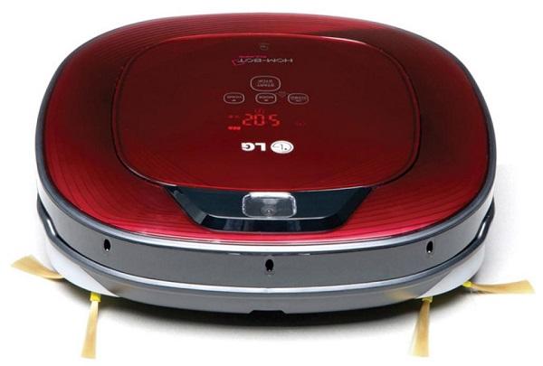 Обзор робота пылесоса LG VR6270LVM